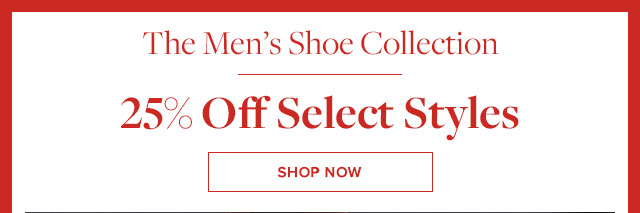 THEN MEN'S SHOE COLLECTION
