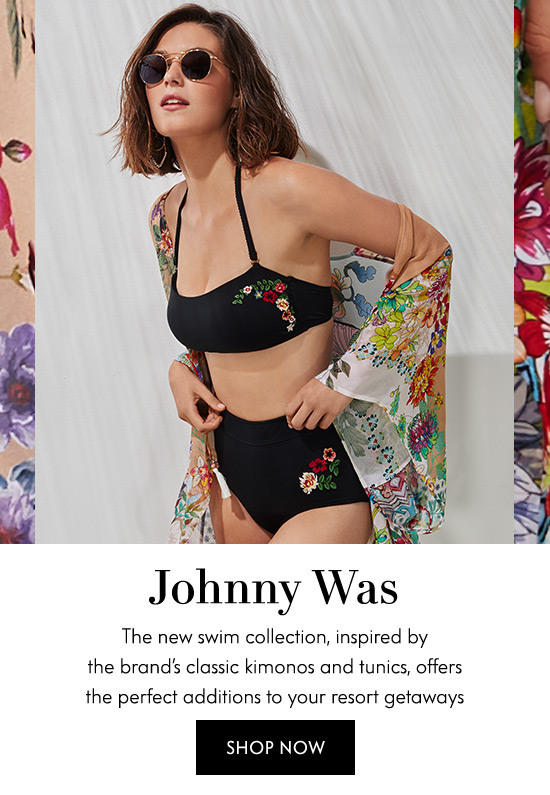 Johnny Was Swimwear
