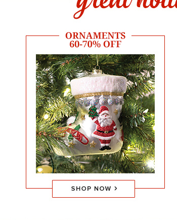 Shop Ornaments