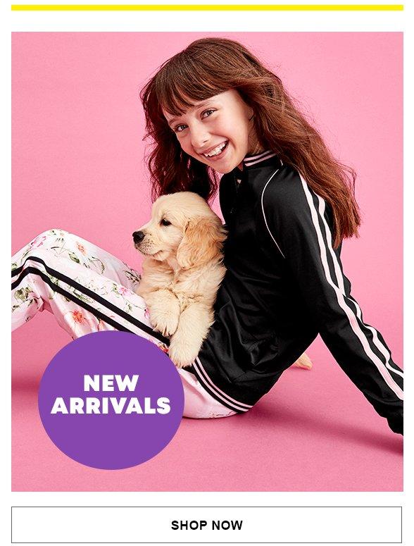 New Arrivals Activewear