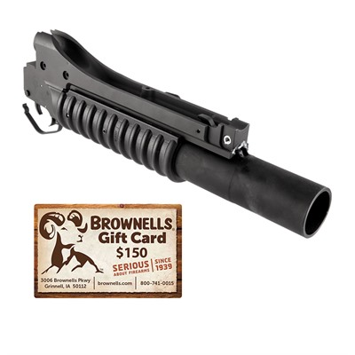 Brownells: Last Day for $500 Gift Cards! | Milled