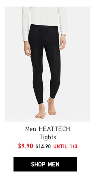 MEN HEATTECH TIGHTS $9.90