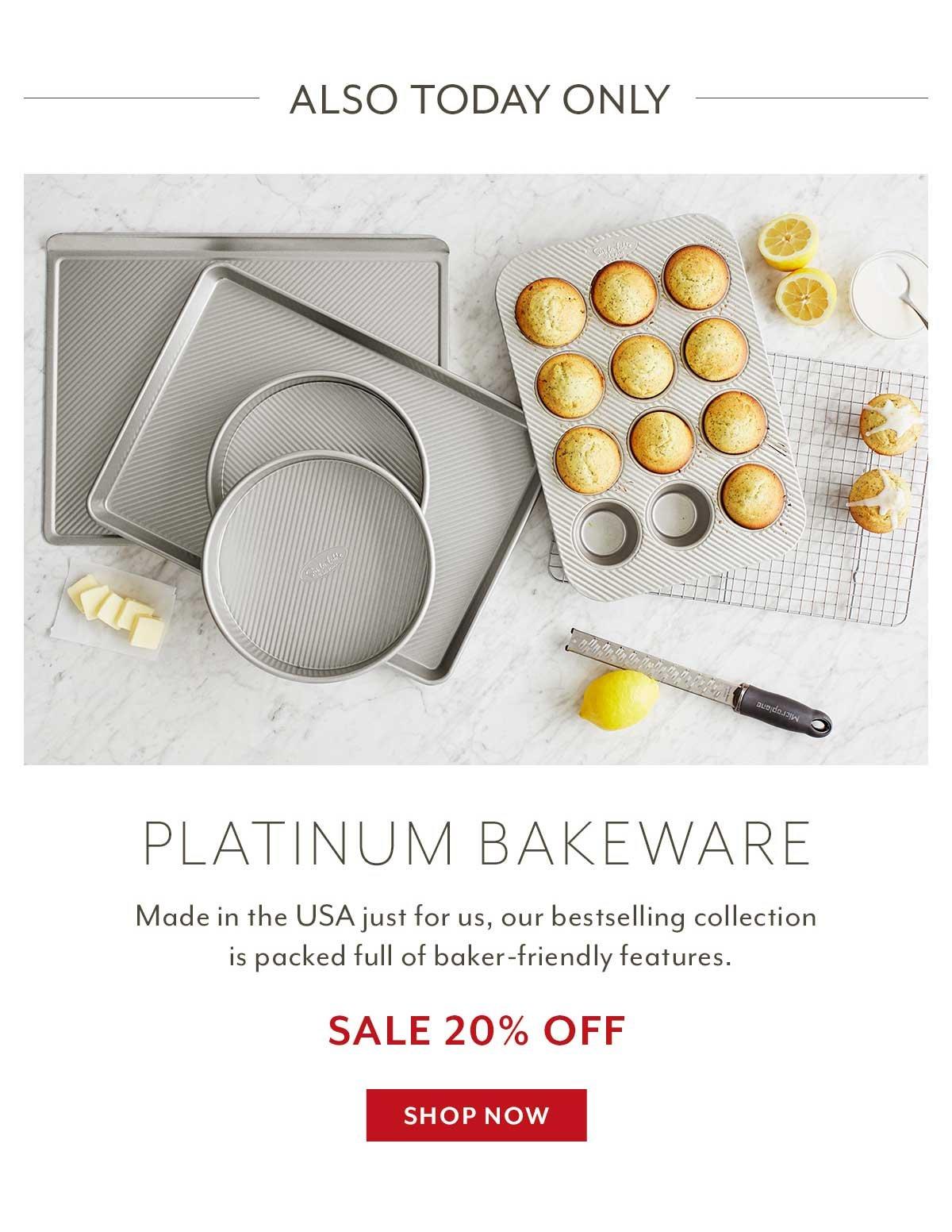Platinum Bakeware