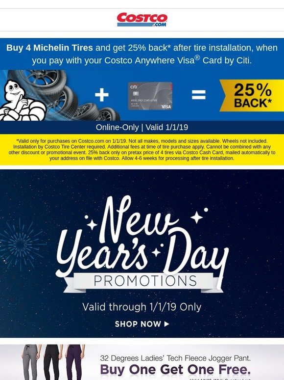 Costo New Year New Promotions Shop Savings On Fitness Mac
