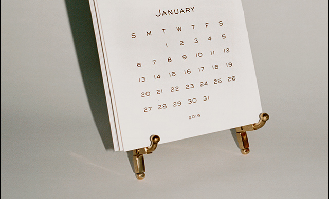 Calendars, stationery, and more.