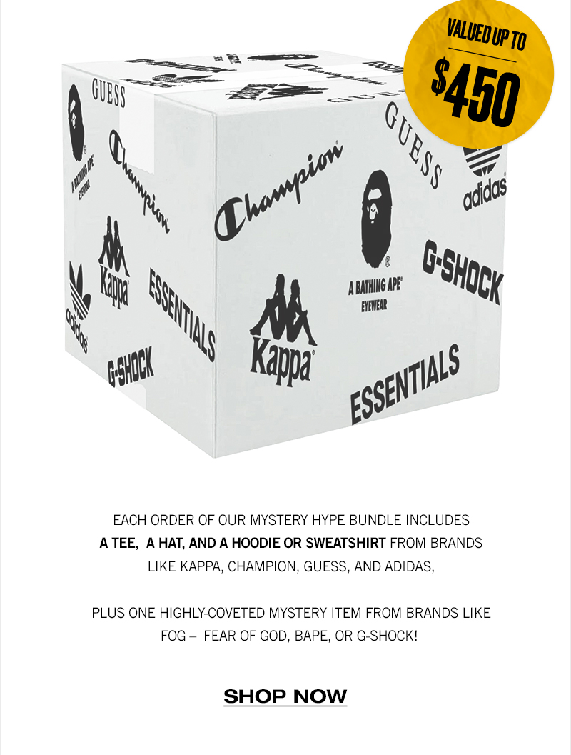 Branded Hype Kit - Shop Now