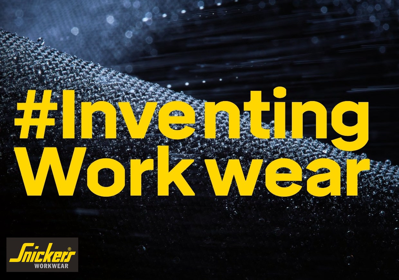 MI Supplies  Snickers Workwear - Inventing Workwear  81643dcedb78