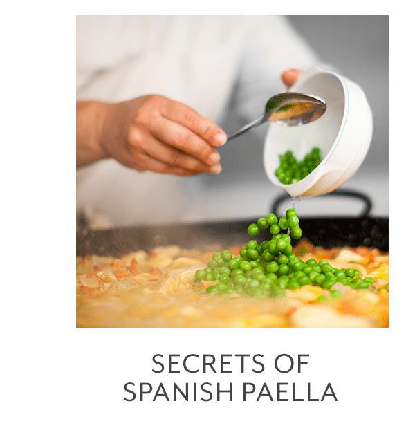 Class - Secrets of Spanish Paella