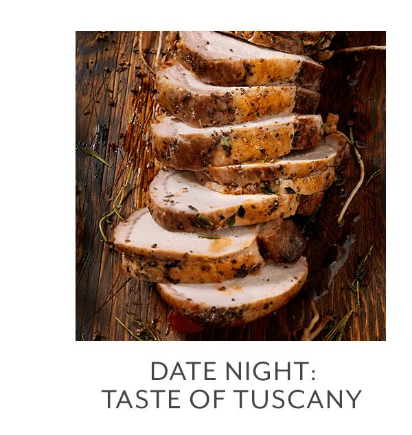 Class - Date Night • Taste of Tuscany