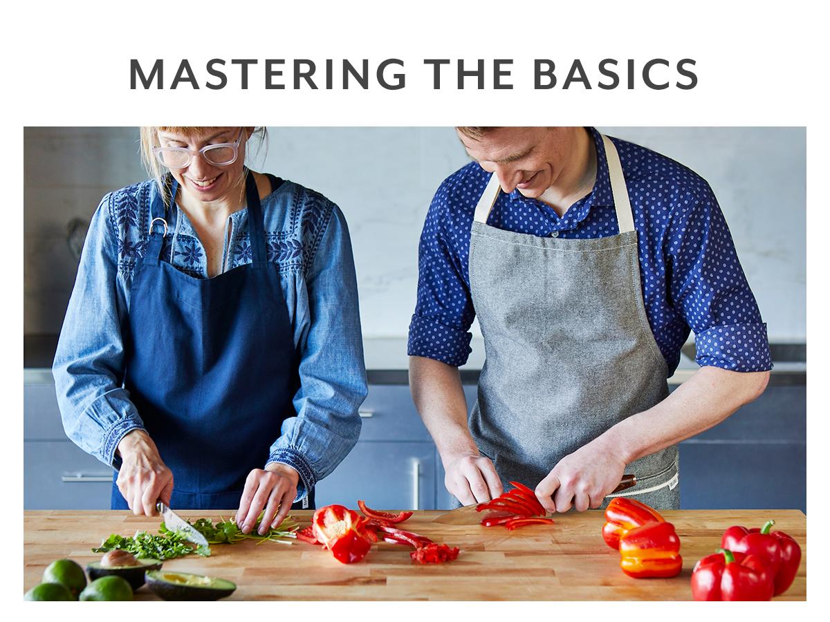 Class Series: Mastering the Basics