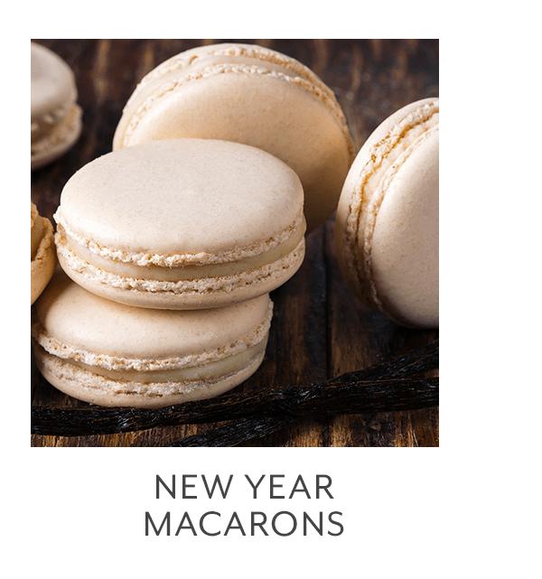 Class - New Year Macarons