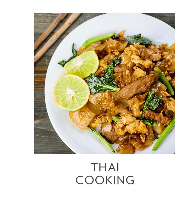 Class - Thai Cooking