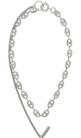 Justine Clenquet - Silver Jerry Necklace