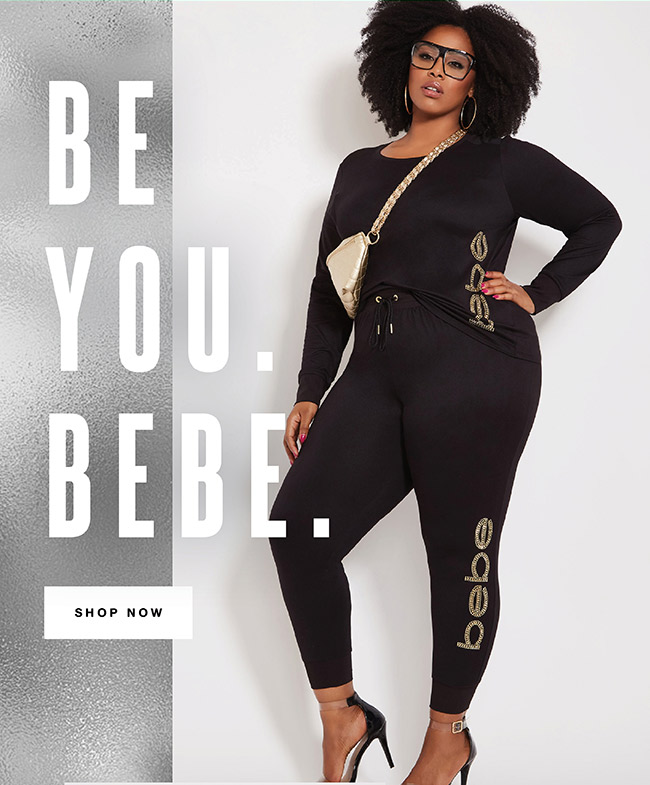 Be you BEBE - Shop Now