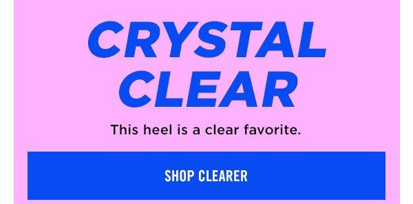 Shop CLEARER