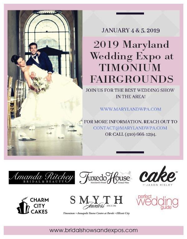 Smyth Jewelers: 2019 Maryland Wedding Expo at Timonium