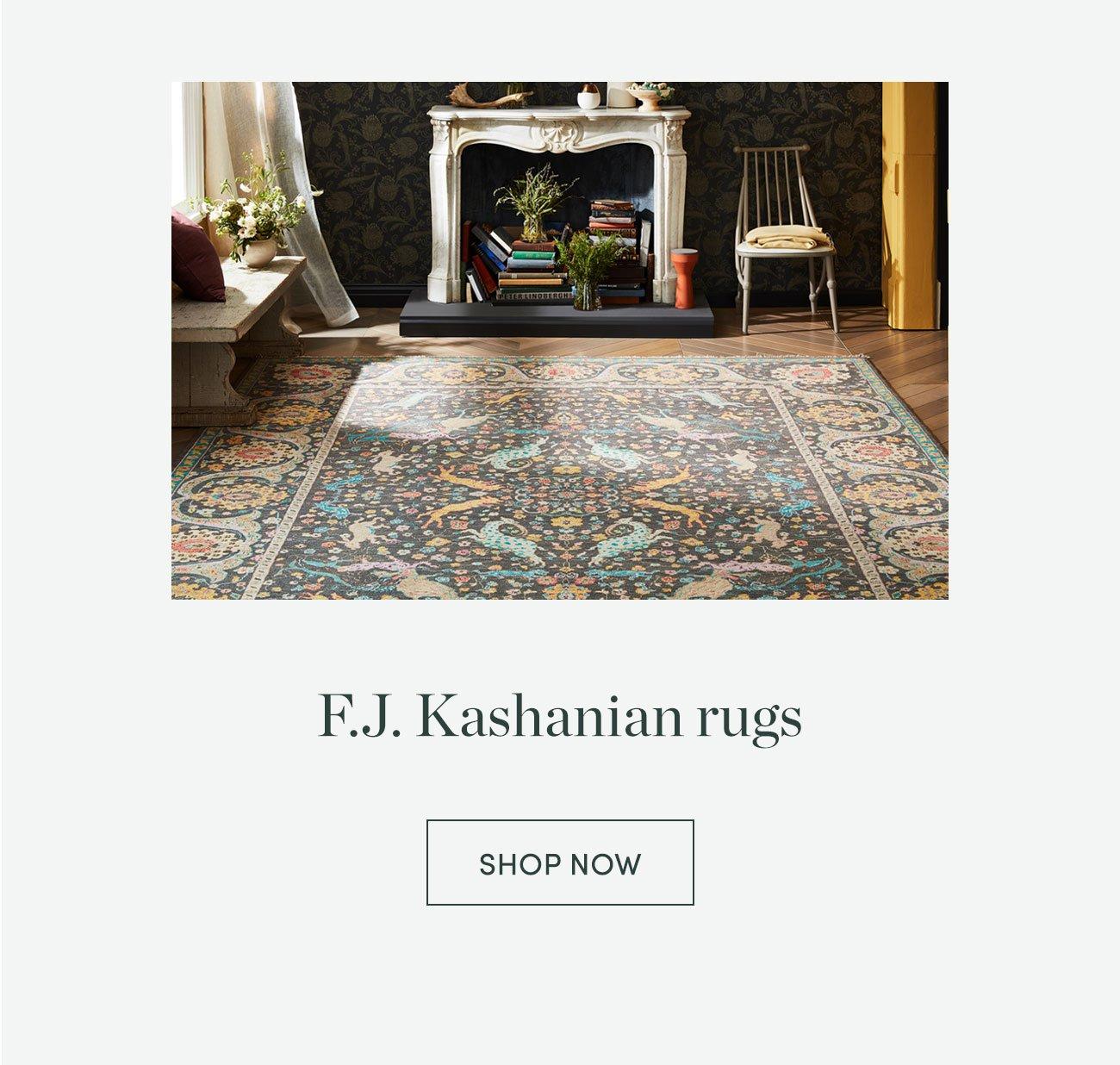 F.J. Kashanian rugs