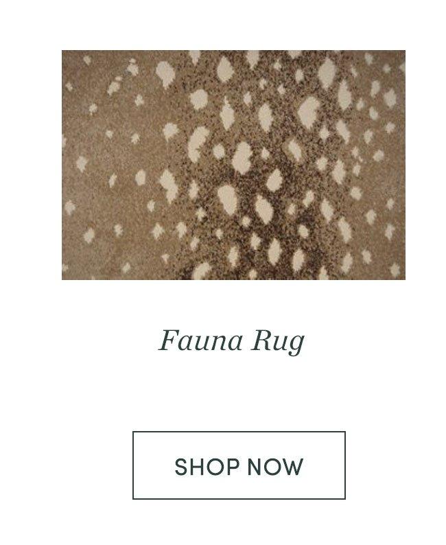 Fauna Rug