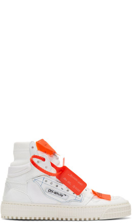 Off-White - White 3.0 Off-Court Sneakers