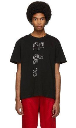 Raf Simons - Black Clubber T-Shirt