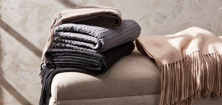 Up to 75% Off Cashmere & Faux Fur for Home