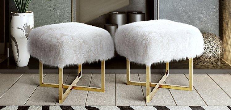The Black & White Furniture Trend