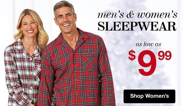 Shop Women's Sleepwear!