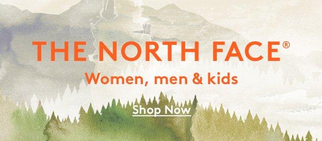 The North Face® | Women, men & kids | Shop Now