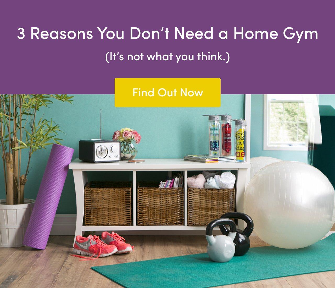 Home Gym Content