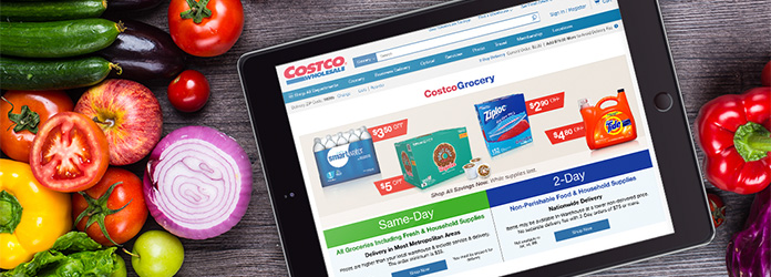 Costo: 4 Easy Steps for Grocery Delivery from Costco: 2-Day