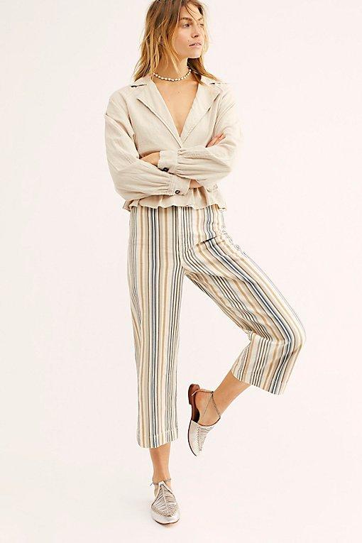 Patti Stripe Pants