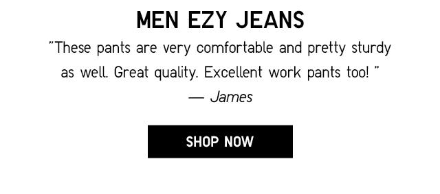 MEN EZY JEANS - SHOP NOW