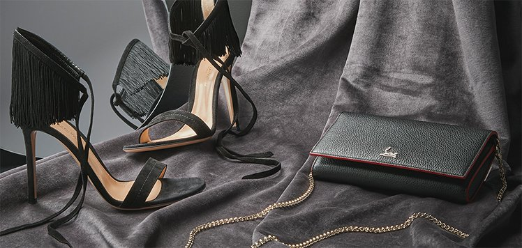 Luxe Date-Night Shoes With Gianvito Rossi