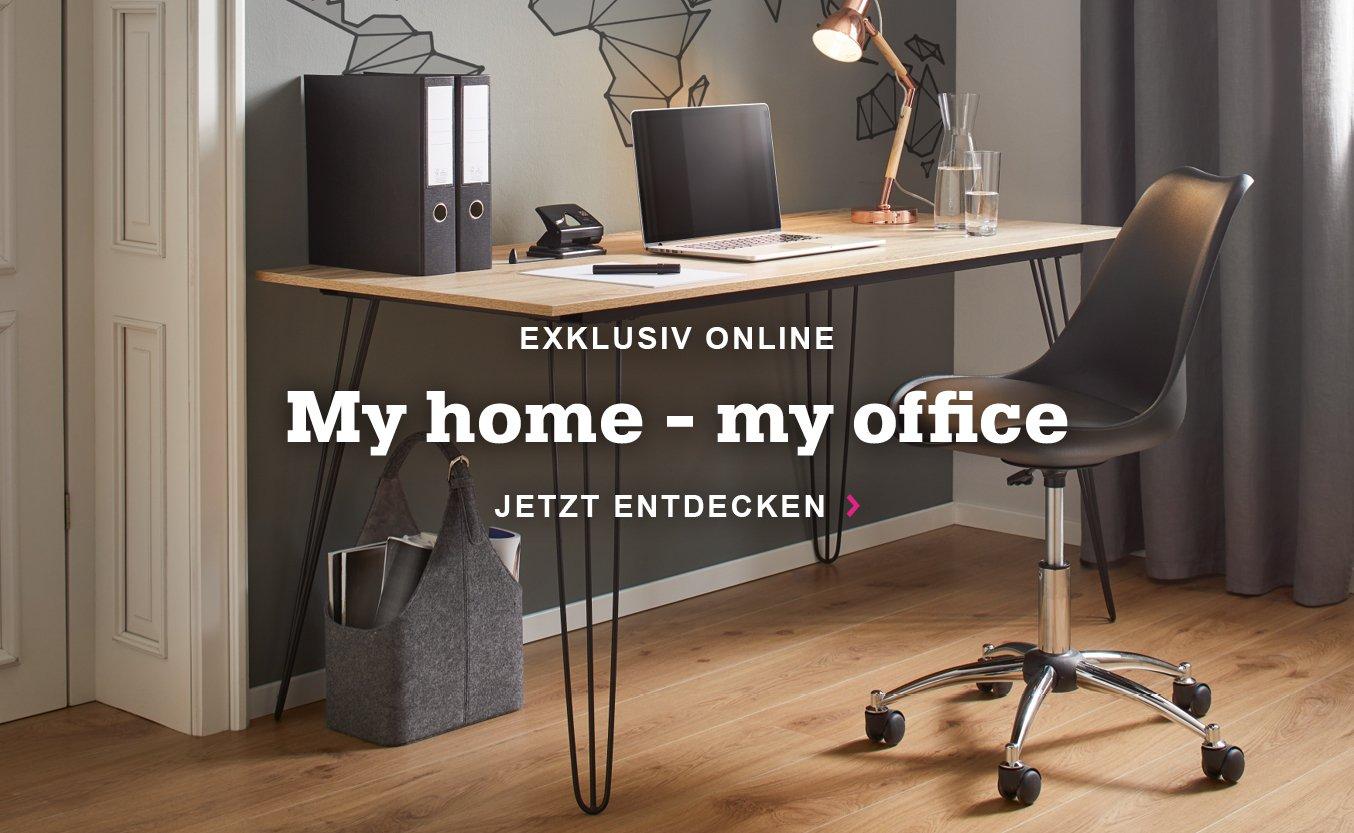Mömax Möbel Günstig Online Kaufen My Home My Office Milled