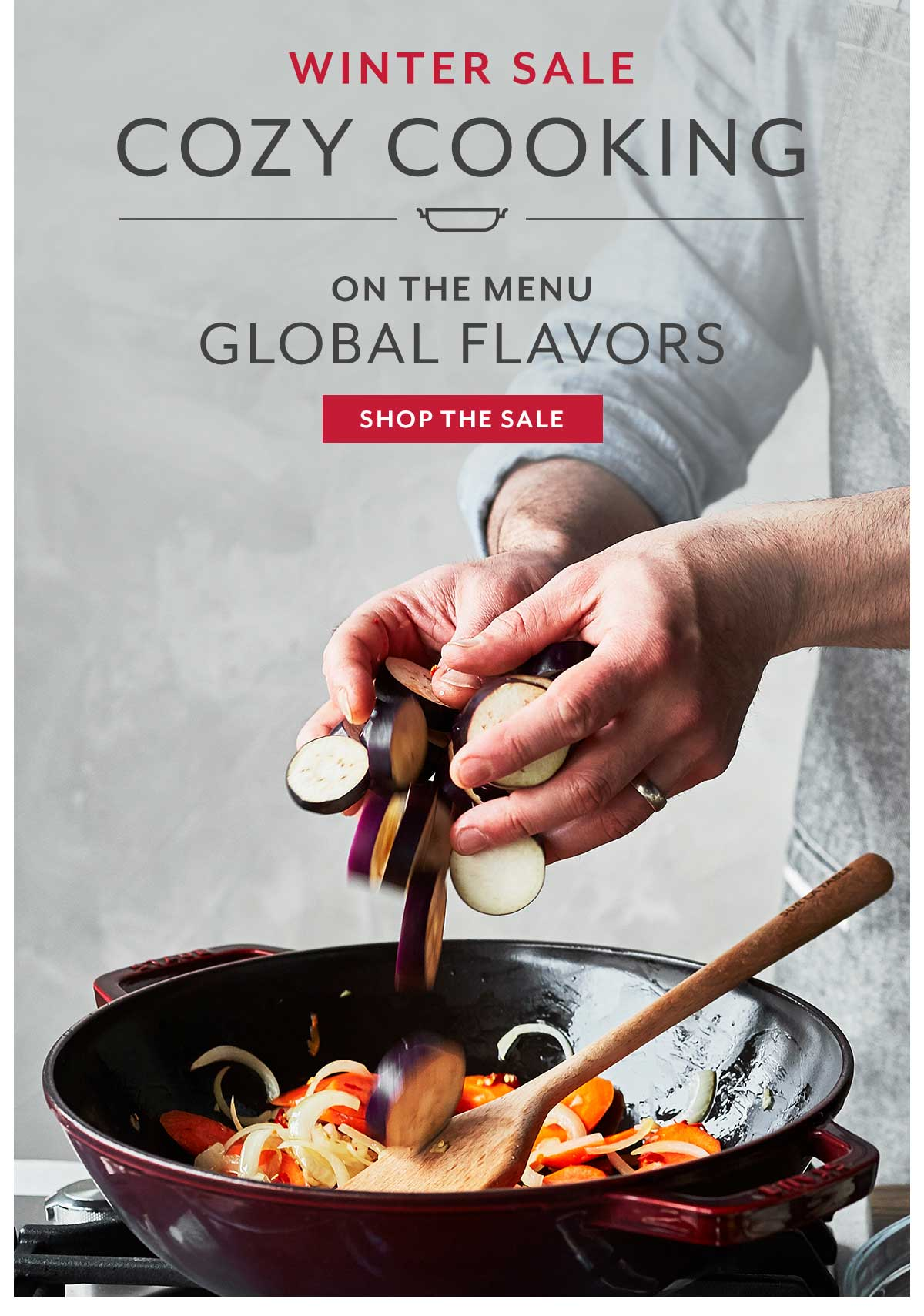 Cozy Cooking: Global Flavors