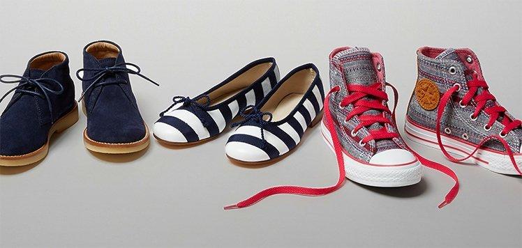Shoes for the Little Trendsetter