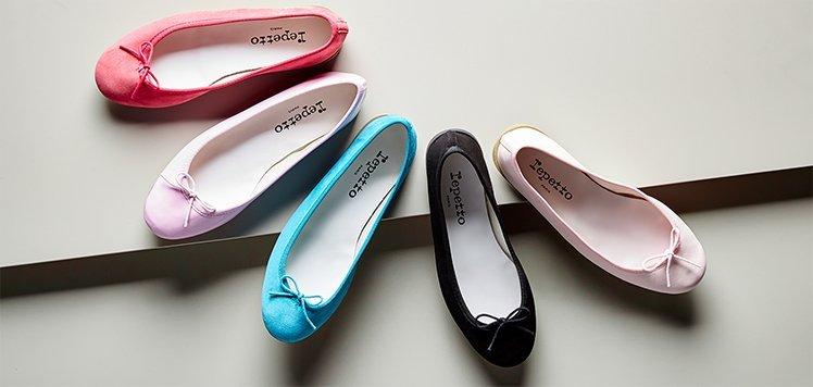 Repetto & More Classic Shoes