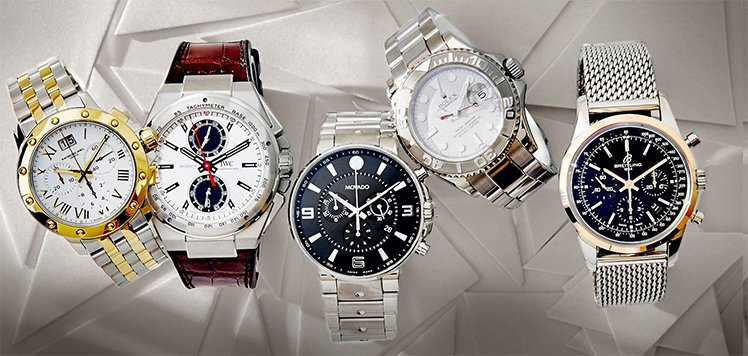 Up to 80% Off Men's Watches