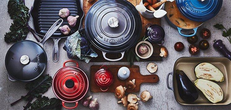 Beloved Home Brands: Le Creuset