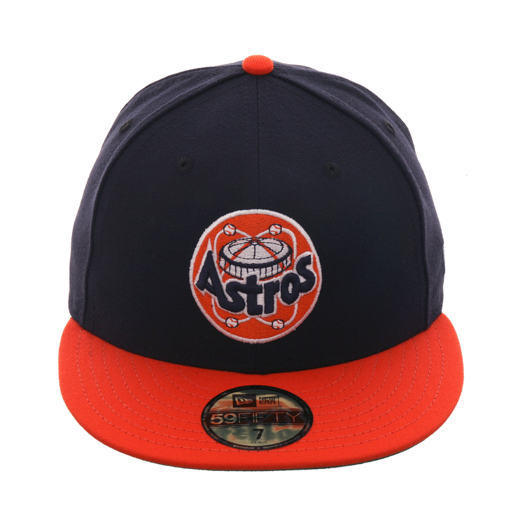 Exclusive New Era 59Fifty Houston Astros 1977 Logo Hat - 2T Navy 4a2629554
