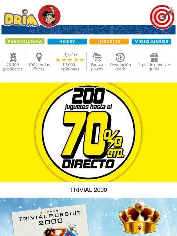 Top ¡al Reyes Para 70DtoMilled DrimJuguetes I7gvmbfyY6