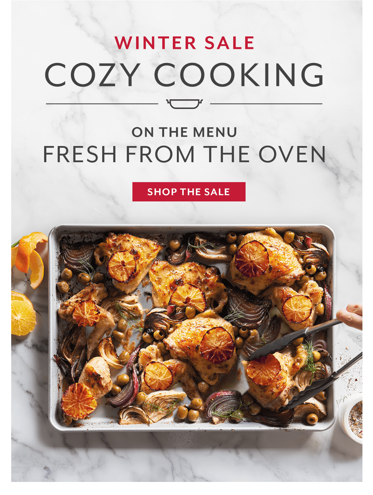 Cozy Cooking • Fresh from the Oven