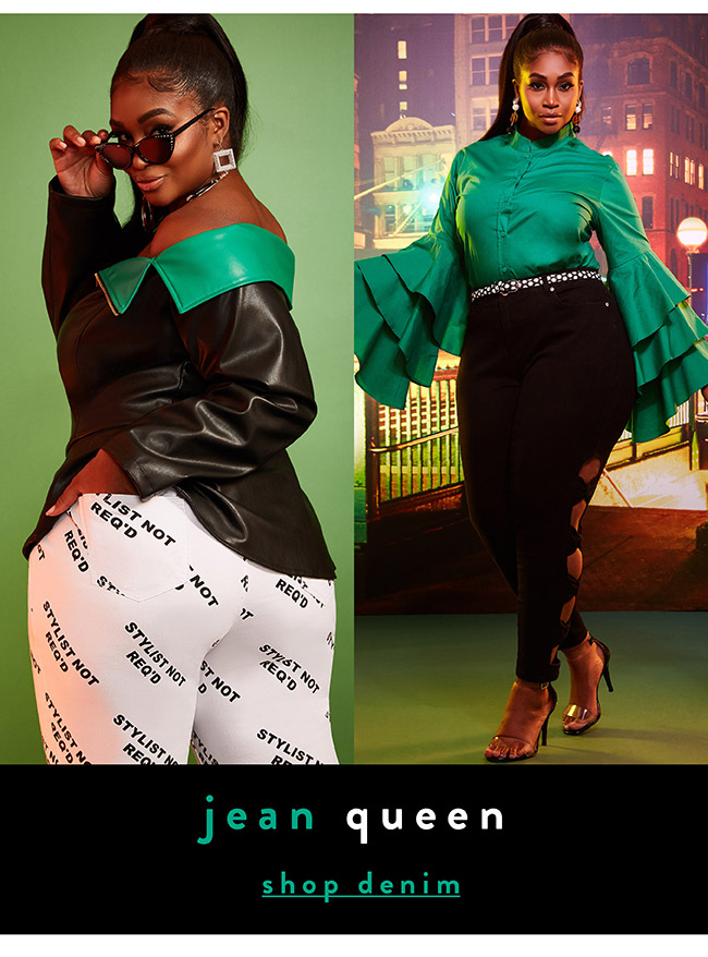 Jean Queen - Shop Now