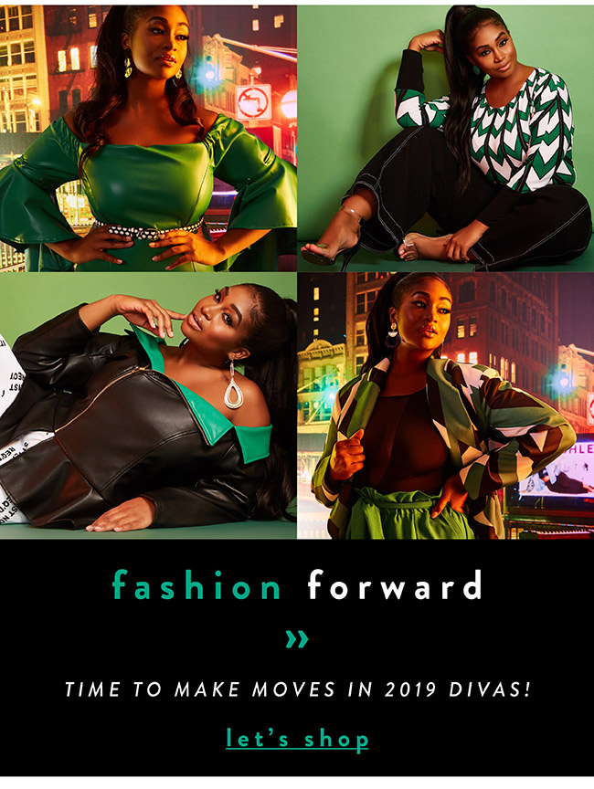 Fashion Forward - Shop Now