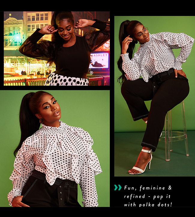 Pop with polka dots - Shop Now