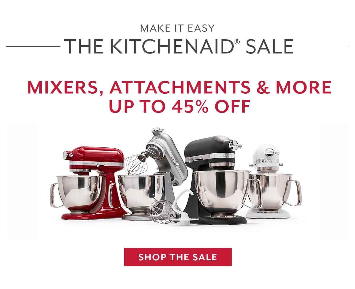The KitchenAid® Sale