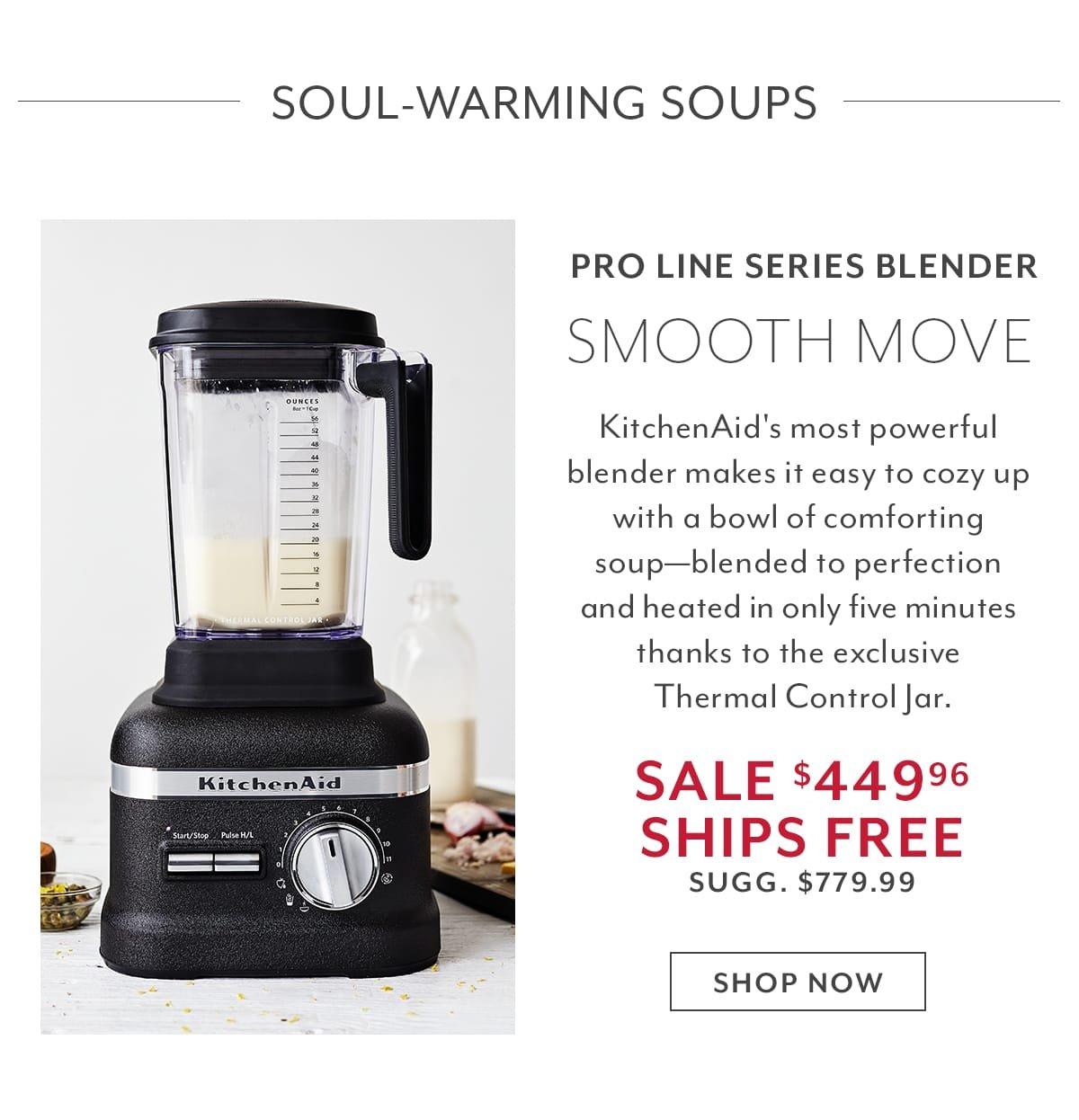 Pro Line® Series Blender