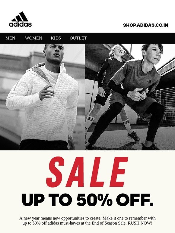 ADIDAS OUTLET VLOG: 50% OFF EVERYTHING BLACK FRIDAY SALE!