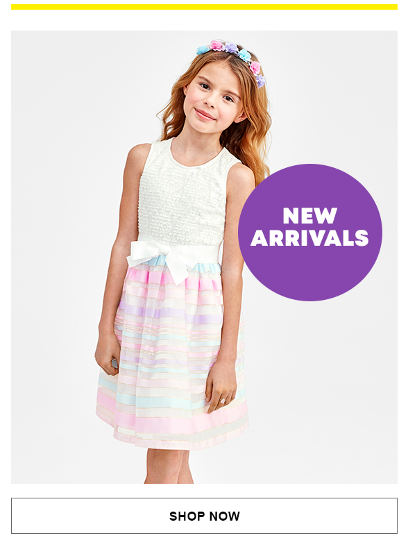 Spring Dresses New Arrivals