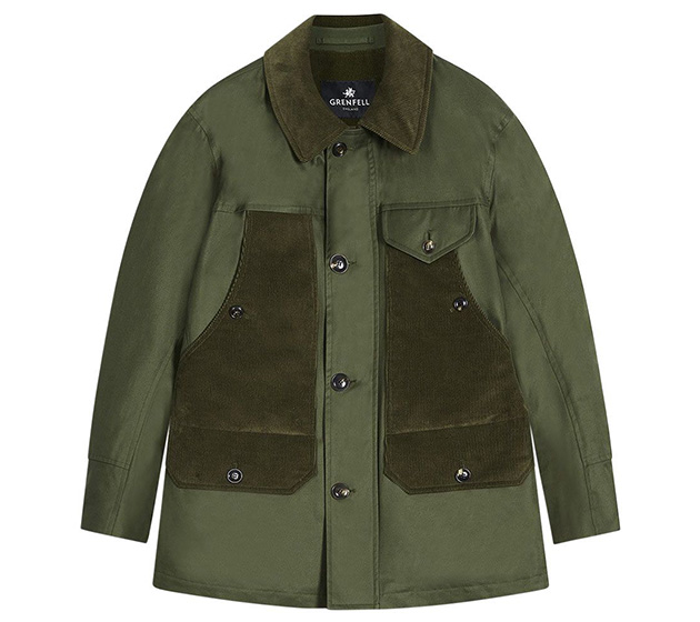 9d309eff334f0 The Rake: Grenfell's Archive-Inspired Outerwear   Milled